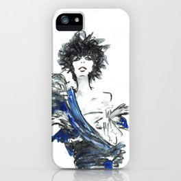 Janine iPhone Case