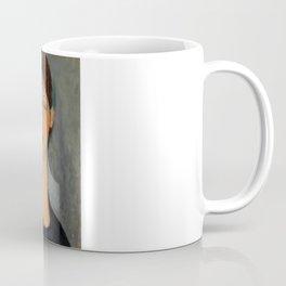 "Amedeo Modigliani ""Portrait of Mme Zborowska"" Coffee Mug"