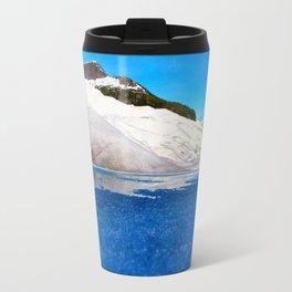 Herbert Glacier, Alaska Travel Mug