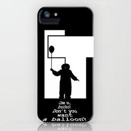 IT - Penniwise iPhone Case