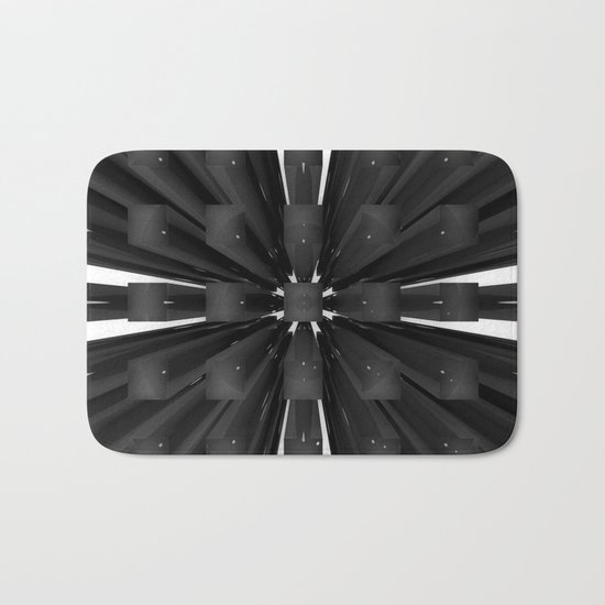 Blackened Sustenance Bath Mat