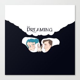 The Dreaming Canvas Print