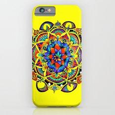 Mandala Bloom Slim Case iPhone 6s