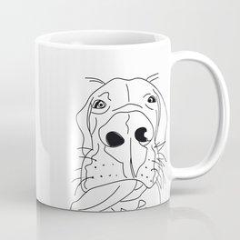 dane with attitude Coffee Mug