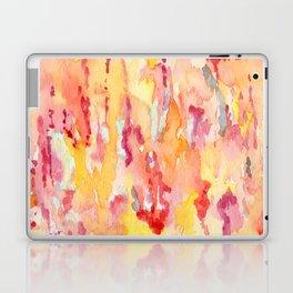 Dripping Watercolors Laptop & iPad Skin