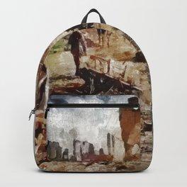 Destruction, World War One Backpack