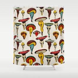Sexy mushrooms Shower Curtain