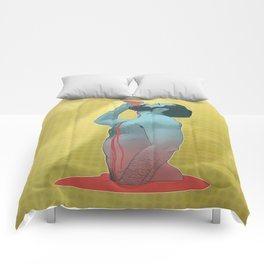IMMORTAL BLOOD Comforters