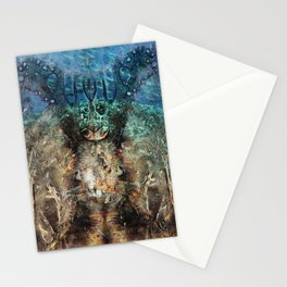 SEA KING Stationery Cards