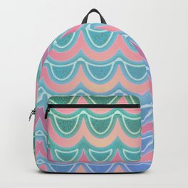 Mermaid Scales Party One Backpack
