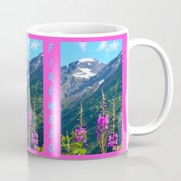 Fireweed ~ Mid-Summer Coffee Mug