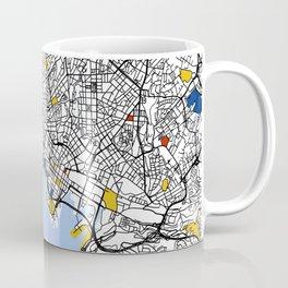 Oslo mondrian Coffee Mug