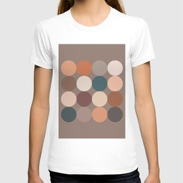 Neutral Geometric 5C T-shirt