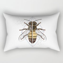 BeeSteam Rectangular Pillow