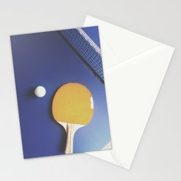 Ping pong Stationery Cards