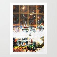 Natchez Art Print