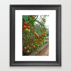 Hot 100 Framed Art Print