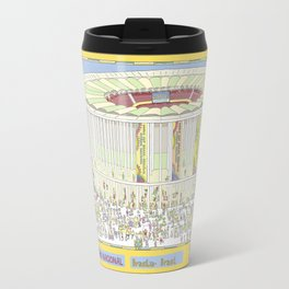 National Soccer Arena, Brasilia, Brazil Travel Mug