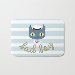 Bad boy Bath Mat