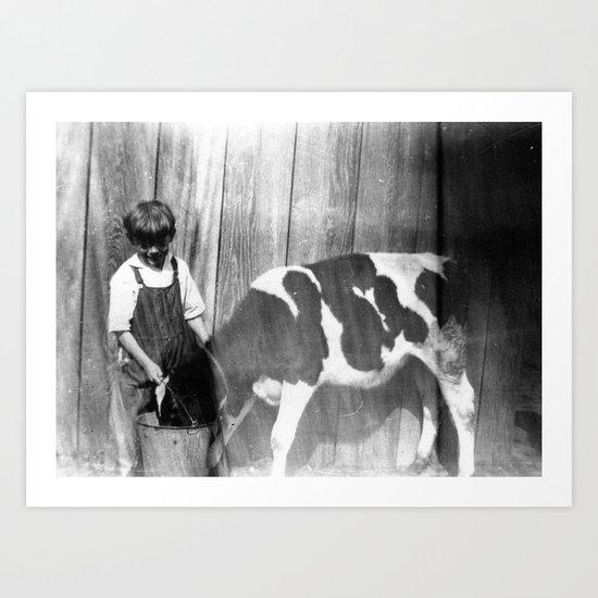 FARM 002 Art Print