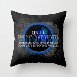 Try The Spirits Throw Pillow