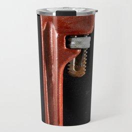 Pipe Wrench-1 Travel Mug