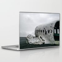 dc Laptop & iPad Skins featuring DC-3 by Alex Tonetti Photography