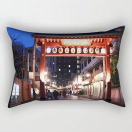 Tokyo Gateway Rectangular Pillow