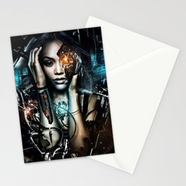 Android Production Stationery Cards