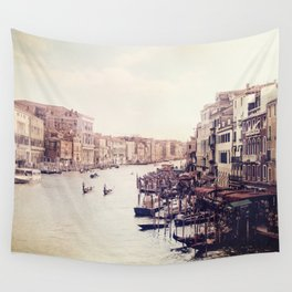 Venice revisited Wall Tapestry