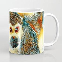 AnimalArt_Monkey_20170602_by_JAMColorsSpecial Coffee Mug