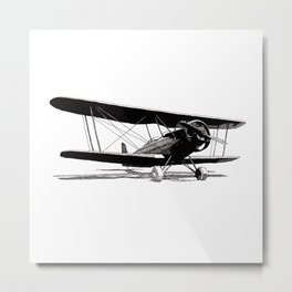 Fairchild KR-21 Metal Print