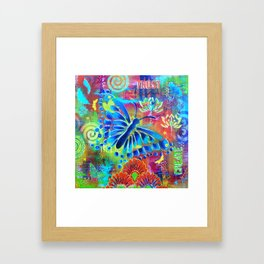 Emerge Framed Art Print