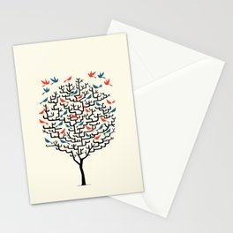 Out On a Lark Stationery Cards