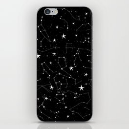 Constellations iPhone Skin