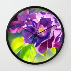 The Drama Queen Wall Clock