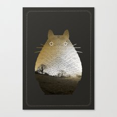 My Neighbor Canvas Print