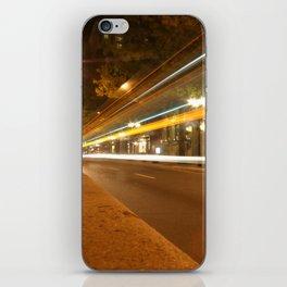 City Bus iPhone Skin