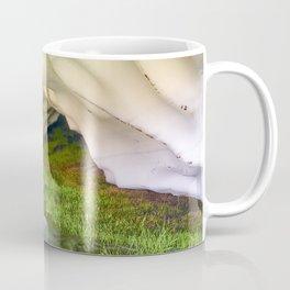 Ice Cave. At the mountain Coffee Mug