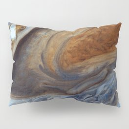 liver-spotted king | space 002 Pillow Sham