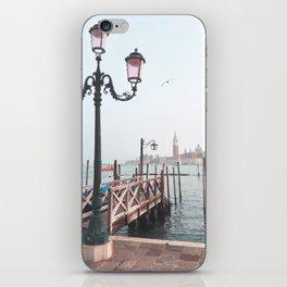 Venetian evening iPhone Skin