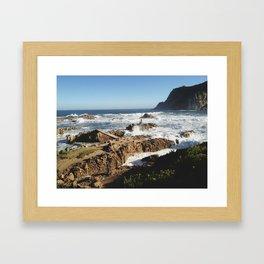 Fisherman's Bridge Framed Art Print