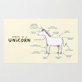 Anatomy of a Unicorn Rug