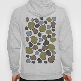 Several abstract terrazo shapes in many colors perfect for garment and accesories Hoody