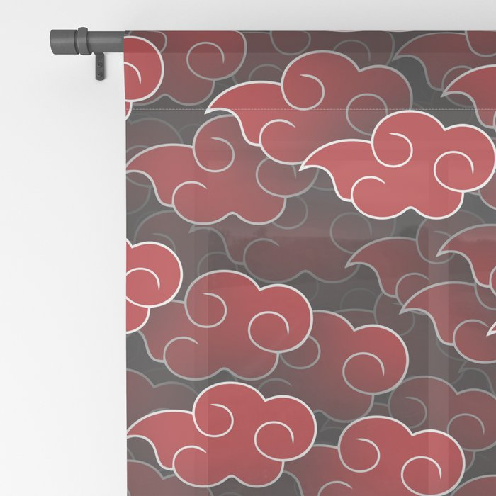Akatsuki Sheer Curtain