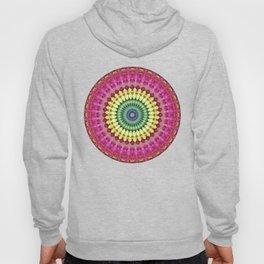 Geometric Mandala G383 Hoody