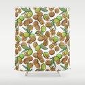 cheeky walnuts pattern by smalldrawing
