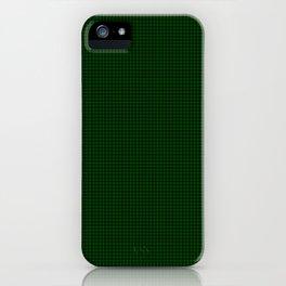Graham Tartan iPhone Case