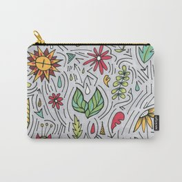 Spring Wishes Carry-All Pouch