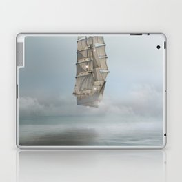 there's no mystery at all Laptop & iPad Skin